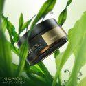 nanoil haarmaske mit algen